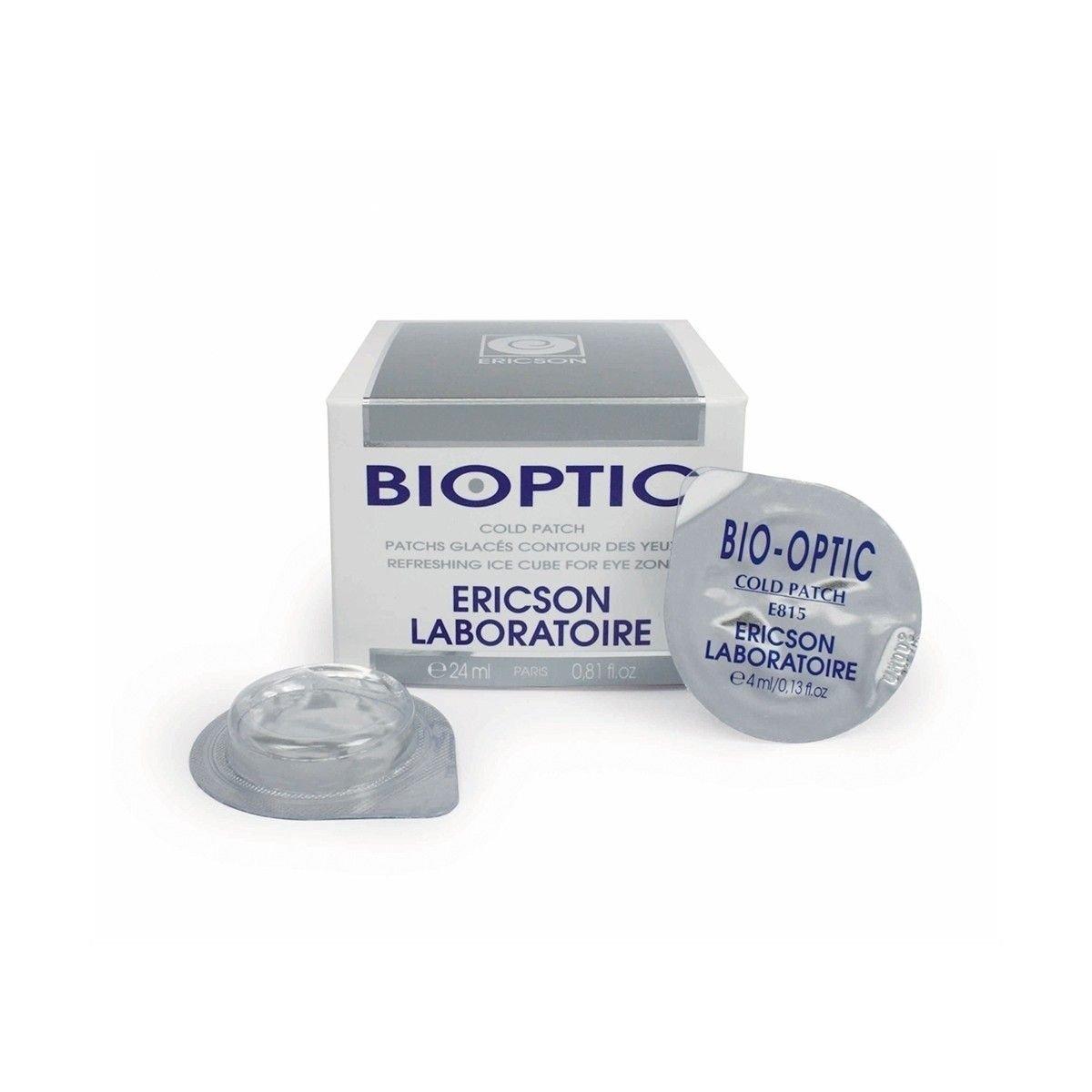 Afbeelding van Ericson Laboratoire Bioptic Cold Patch Complete oogverzorging Beauty