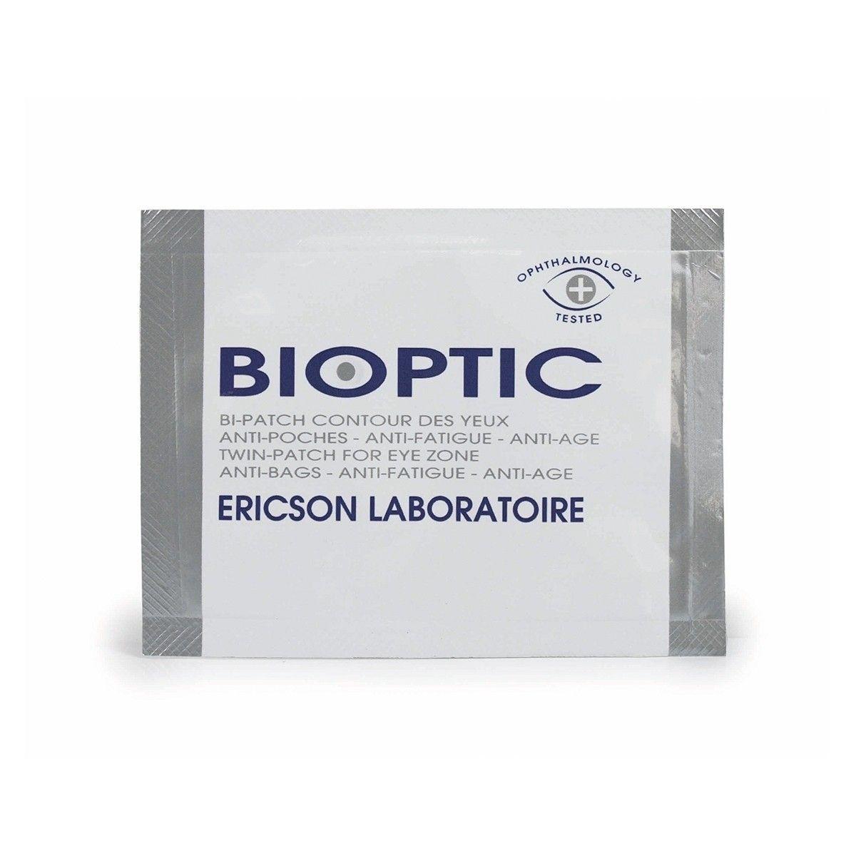 Afbeelding van Ericson Laboratoire Bioptic Bi Patch Complete oogverzorging Beauty