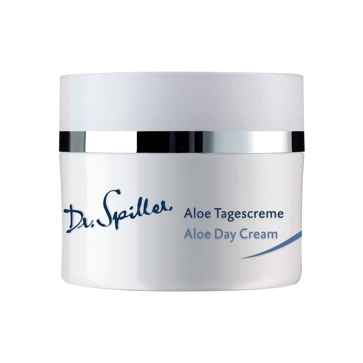 Afbeelding van Dr. Spiller Aloe Tagescreme Base Line Basisverzorging jonge huid