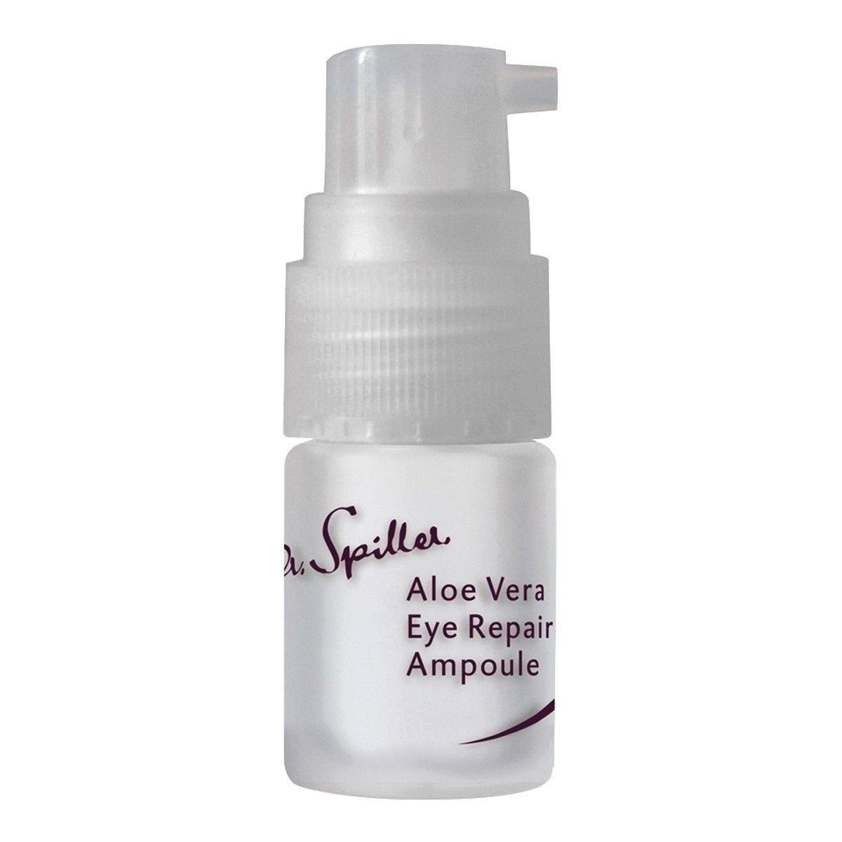 Afbeelding van Dr. Spiller Aloe Vera Eye Repair Ampouls Oogverzorging Beauty