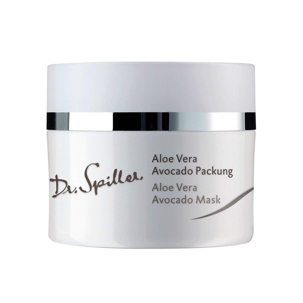 Afbeelding van Dr. Spiller Aloe Vera Avocado Packung Maskers & Crèmepakkingen Beauty
