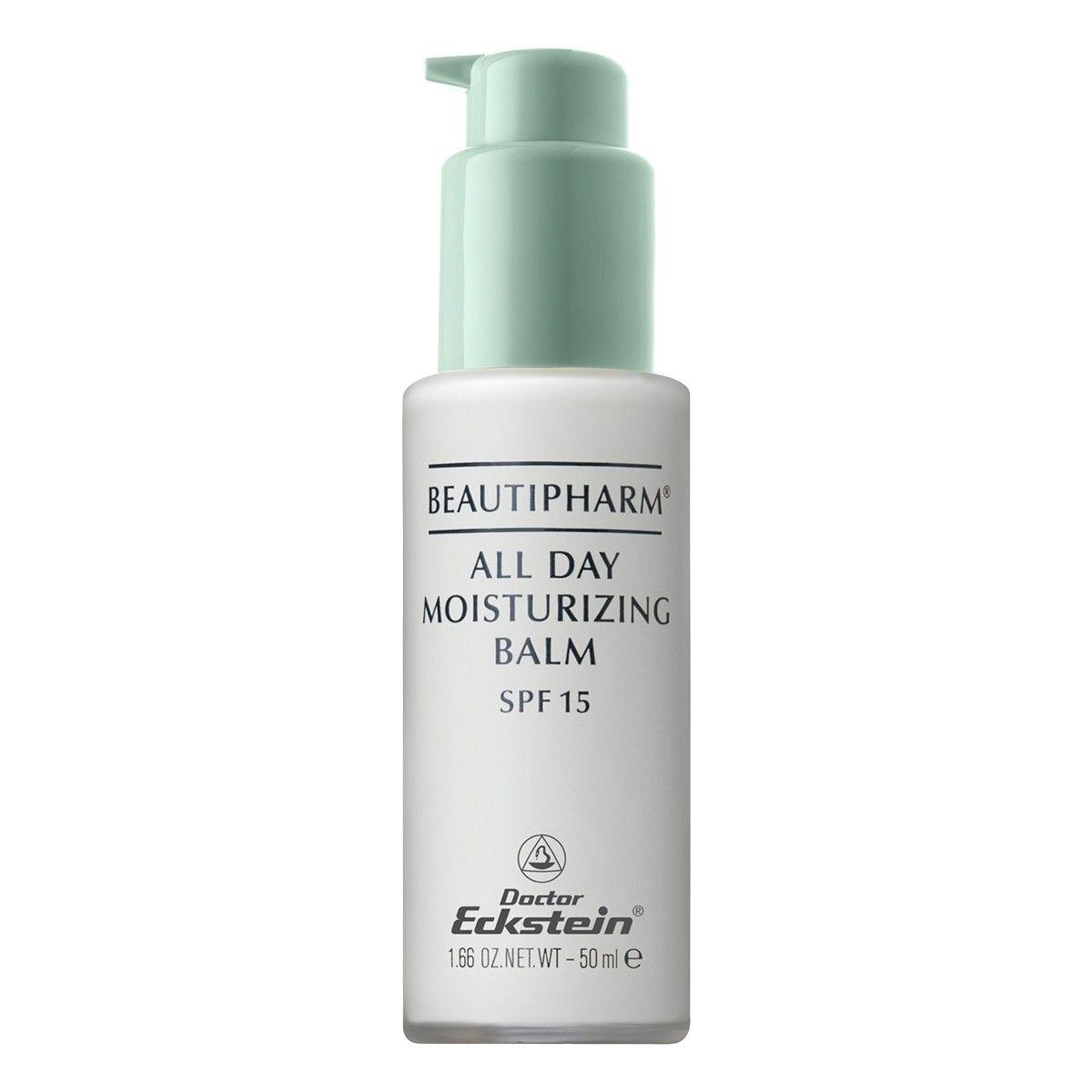 Afbeelding van Dr. Eckstein Beautipharm All Day Moisturizing Balm SPF 15 Crème Beauty