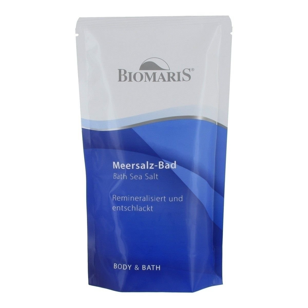 Afbeelding van Biomaris Bath Sea Salt 500 gr Body Care Huidirritatie Beauty