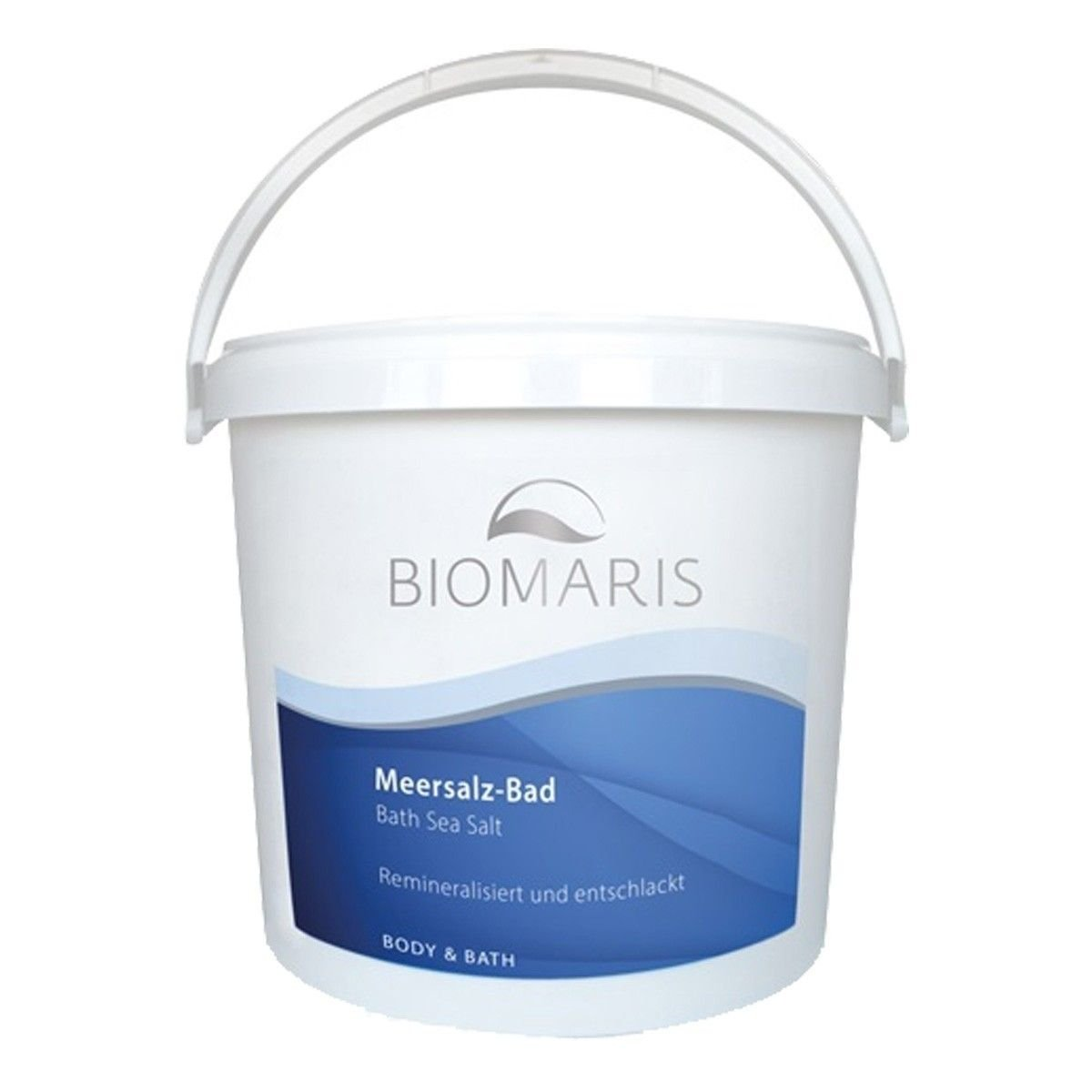 Afbeelding van Biomaris Bath Sea Salt 6 kg Body Care Huidirritatie Beauty