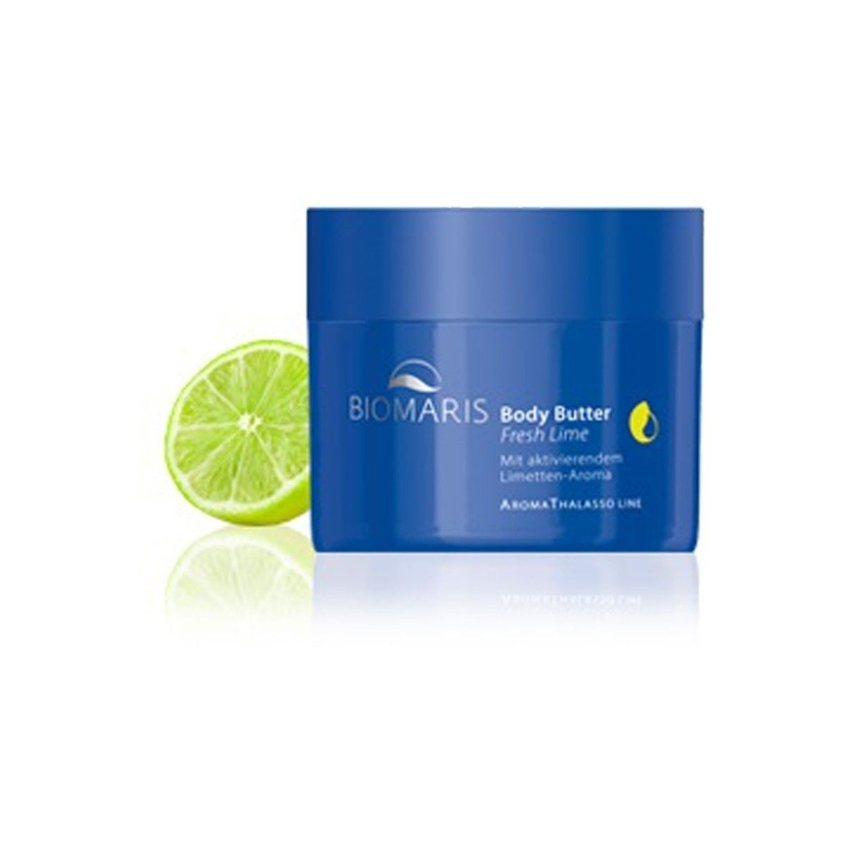 Afbeelding van Biomaris Body Butter Fresh Lime Aroma Thalasso Line Beauty