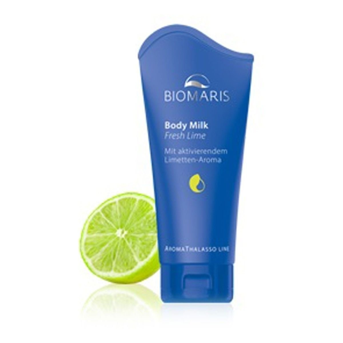 Afbeelding van Biomaris Body Milk Fresh Lime Aroma Thalasso Line Beauty