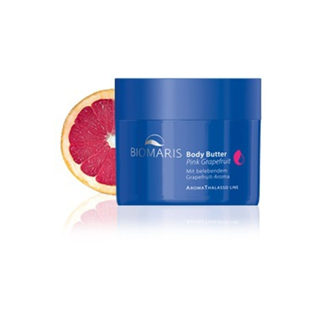 Afbeelding van Biomaris Body Butter Pink Grapefruit Aroma Thalasso Line Beauty