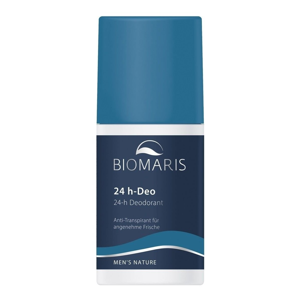 Afbeelding van Biomaris 24 H Deodorant Nature 50 Ml Men Beauty