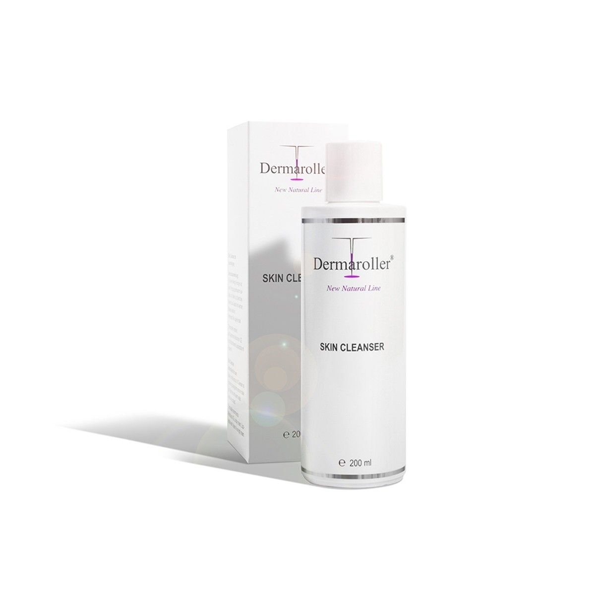 Afbeelding van Dermaroller New Natural Line Skin Cleanser Reiniging Beauty