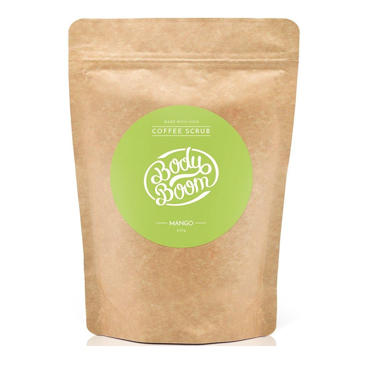 Afbeelding van Bodyboom Coffee Scrub Mango Bodyscrub Beauty