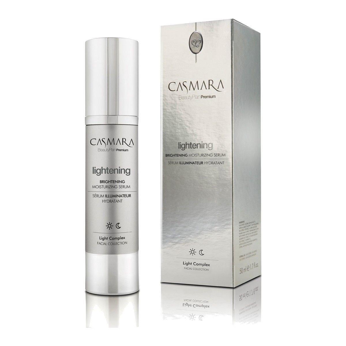Afbeelding van Casmara Brightening Moisturizing Serum 50Ml Lightening / Clarifying Beauty