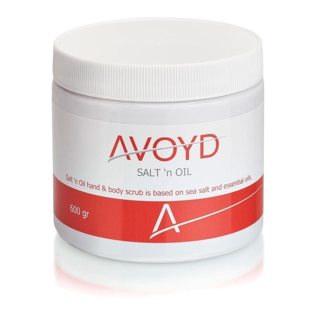 Afbeelding van Avoyd Salt 'N Oil Scrub Reiniging & Beauty