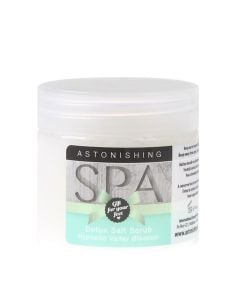 Astonishing Detox Salt Scrub - Hypnotic Valley Blossom 60 Ml