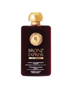 Académie Bronz'Express Lotion Auto-Bronzante Teintee Intense
