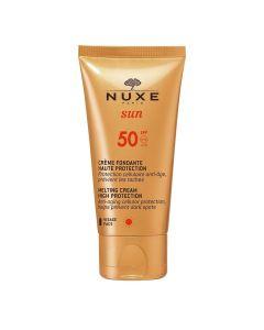 Nuxe Sun Melting Cream High Protection Spf 50 50 Ml