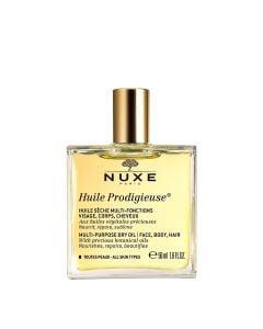 Nuxe Huile Prodigieuse Multi-Purpose Dry Oil Face-Body-Hair 50 ml