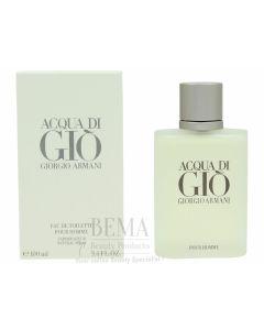Armani Acqua di Gio Pour Homme Eau de Toilette 100 ml