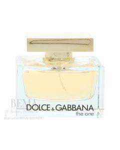 D&G The One For Women Eau De Parfum Spray 75 Ml