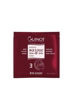 Guinot Masque Age Logic Yeux 4 X 5,5 Ml