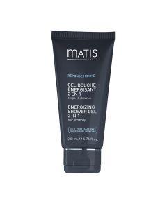 Matis Energizing Showergel 2 In 1