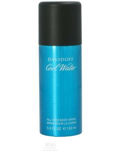 Davidoff Cool Water Man Body Spray 150 Ml