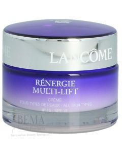 Lancôme Renergie Multilift Red. Lifting Crm Spf15 All Skin Types - Face & Neck 50 Ml