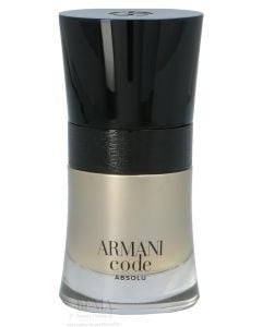 Armani Code Absolu Eau De Parfum Spray 30 Ml