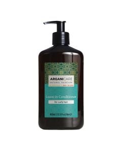 Arganicare Leave In Conditioner For Curly Hair - Argan & Shea Butter 400 Ml