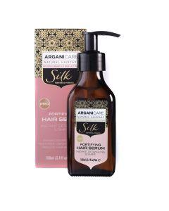 Arganicare Fortifying Hair Serum Instant Detangling & Shine - Argan & Silk Protein 100 Ml