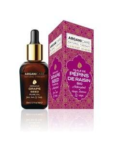 Arganicare 3-1 Grape Seeds Organic Oil 30 Ml