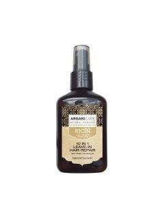 Arganicare Castor Oil 10 In 1 Leave-In Hair Repair - Argan & Castor 150 Ml