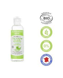 Alphanova Organic Massage Oil 100Ml