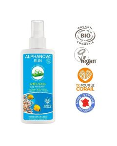 Alphanova After Sun Bio Spray 125Ml