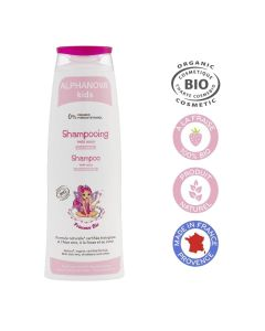 Alphanova Bio Shampoo Princess 250Ml