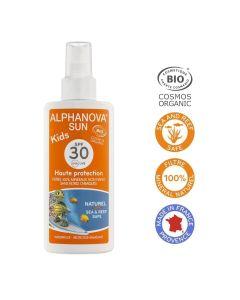 Alphanova Bio Spf 30 Kids Spray 125G