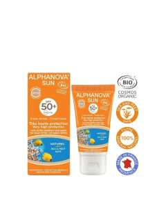 Alphanova Bio Spf 50+ Face Tinted Cream 50G