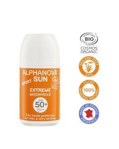 Alphanova Bio Spf 50+ Roll On Sport 50G