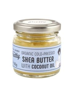 Zoya Goes Pretty Shea & Coconut Butter Cold-Pressed & Organic 60G