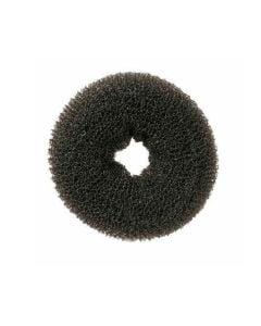 Comair Bun Padding Round, Black, 9Cm 10 Gr