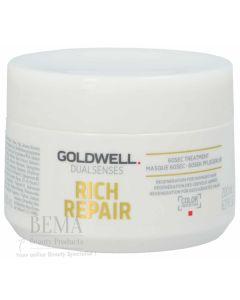 Goldwell Dual Senses Rich Repair 60S Treatment 200 Ml