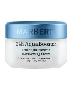 Marbert 24H Aqua Booster Moisturizing Cream Dry Skin