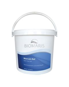 Biomaris Bath Sea Salt 6 kg