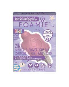 Foamie 2In1 Kids Turtely Cute (With Fruity Peach Scent) 80 G