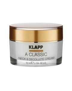 Klapp A Classic Neck & Decolleté Cream