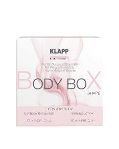 Klapp Repagen Body Body Box Shape
