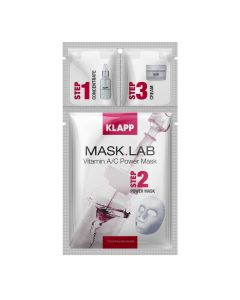 Klapp Mask Lab Vitamin A/C Mask