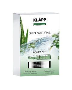Klapp Skin Natural Power Set