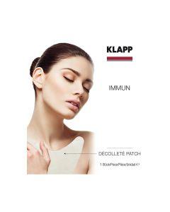 Klapp Immun Decollete Patch