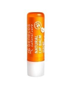 Benecos Natural Vegan Lipbalm - Orange 4,8G