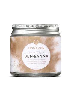 Ben & Anna Toothpowder Cinnamon For Fresh Breath 45Gr